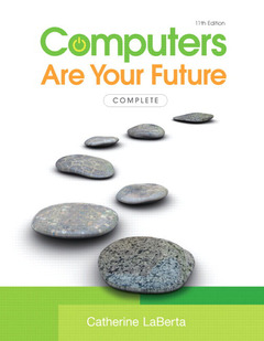 Cover of the book Computers are your future complete (11st ed )