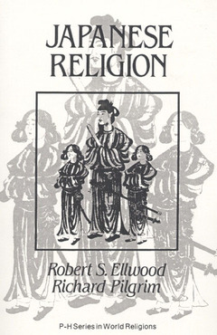 Cover of the book japanese religion