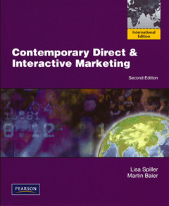 Cover of the book Contemporary direct & interactive marketing, (2nd Ed.)