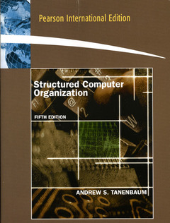 Cover of the book Structured computer organization