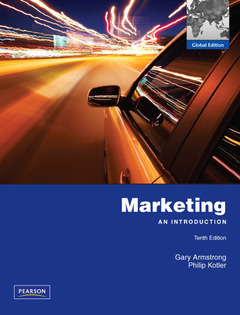 Cover of the book Marketing (10th ed )