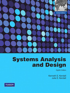 Cover of the book Systems analysis and design (8th ed )