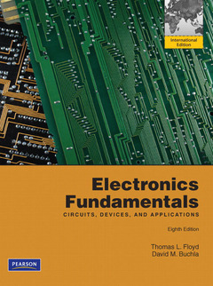 Cover of the book Electronics fundamentals: Circuits, devices and applications, (8th Ed.)