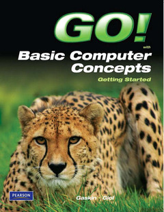 Cover of the book Go! with concepts getting started (1st ed )