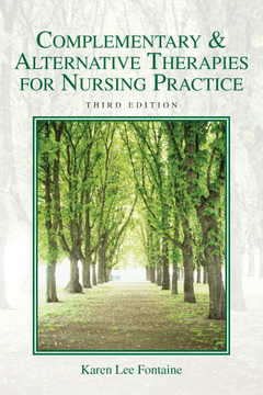 Cover of the book Complementary & alternative therapies for nursing practice (3rd ed )