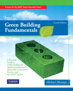 Cover of the book Green building fundamentals (2nd ed )