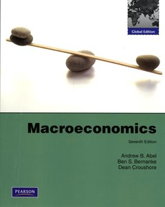Cover of the book Macroeconomics (7th ed )