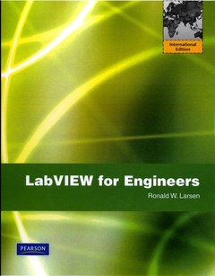 Cover of the book Labview for engineers 1/e, larsen (1st ed )