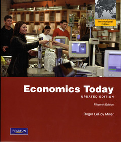 Cover of the book Economics today, update edition (15th ed )