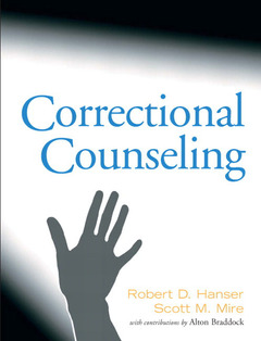 Cover of the book Correctional counseling (1st ed )