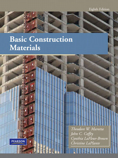 Cover of the book Basic construction materials (8th ed )