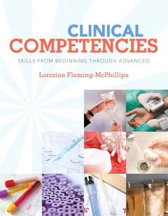 Cover of the book Clinical competencies (1st ed )