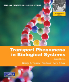 Cover of the book Transport phenomena in biological systems (2nd Ed.)