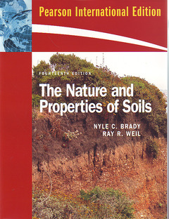 Cover of the book Nature & properties of soils (14th Ed.) (PIE)