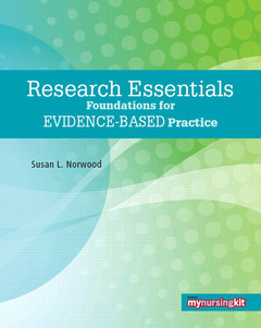 Cover of the book Research essentials (1st ed )