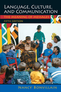Cover of the book Language, culture, and communication (5th ed )