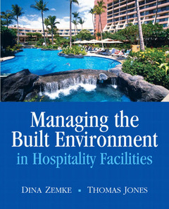 Cover of the book Hospitality facilities management