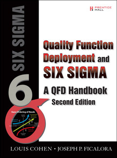 Cover of the book Quality function deployment & Six Sigma