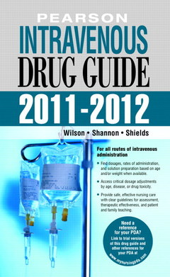 Cover of the book Prentice hall intravenous drug guide 2011-2012 (2nd ed )