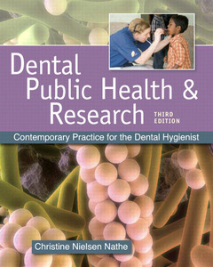 Cover of the book Dental public health and research