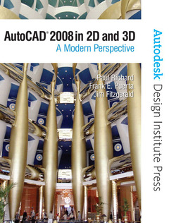 Cover of the book Autocad 2008 in 2d and 3d