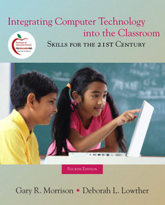 Cover of the book Integrating computer technology into the classroom