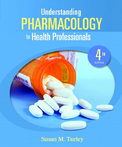 Cover of the book Understanding pharmacology for health professions (4th ed )
