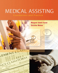 Cover of the book Medical assisting (1st ed )