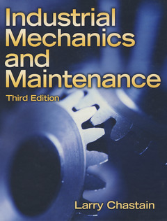 Cover of the book Industrial mechanics & maintenance