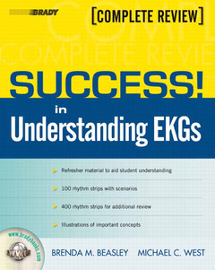 Cover of the book Success! in understanding ekgs
