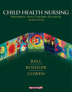 Cover of the book Child health nursing