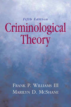 Cover of the book Criminological theory (5th ed )
