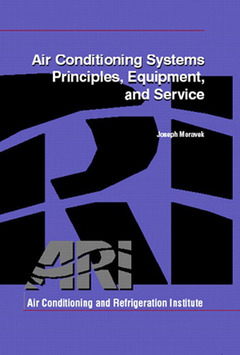 Cover of the book Air conditioning systems