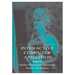 Cover of the book Interactive computer animation