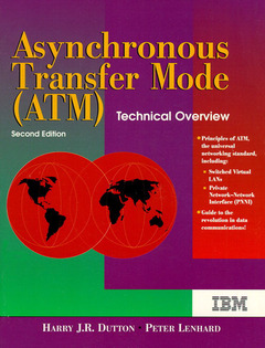 Cover of the book Asynchronous transfer mode (ATM) : technical overview (2nd ed'96)