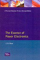 Cover of the book The essence of power electronics (paper)