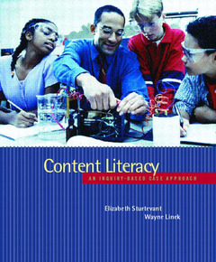 Cover of the book Content literacy