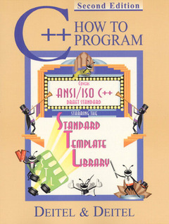 Cover of the book C++, how to program, 2nd ed 1998