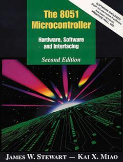 Cover of the book 8051 microcontrollers : hardware, software and interfacing (2nd ed' 98)