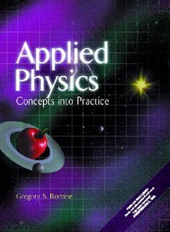 Cover of the book Applied physics