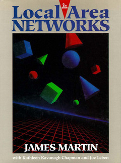 Cover of the book Local area networks 2nd edition