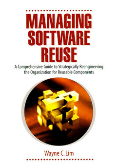 Cover of the book Managing software reuse