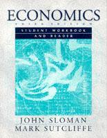 Cover of the book Economics : student workbook & reader, 3rd ed 1997