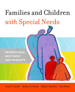 Cover of the book Families and children with special needs