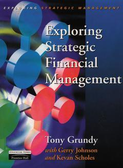 Cover of the book Exploring strategic financial management