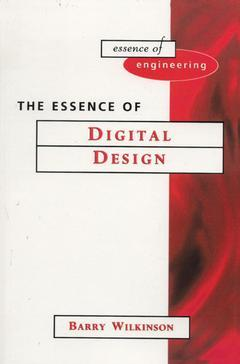 Cover of the book Essence of digital design (paper)