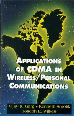 Cover of the book Applications of CDMA in wireless/personal communications