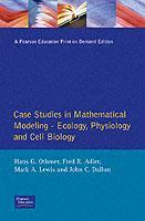 Cover of the book Case studies of mathematical modeling in biology