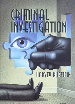 Cover of the book Criminal investigation