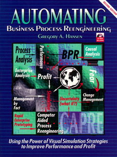 Cover of the book Automating business process re-engineering (2° ed )